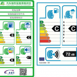 Tire labelling in China and Europe: part 3