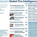 Global Tire Industry Report- April 2018